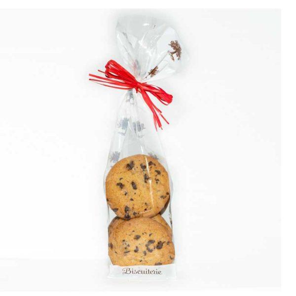 Loucocal biscuiterie Sarlat - biscuit -Cookies aux noix du Périgord et pépites de chocolat