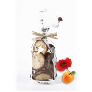 Loucocal biscuiterie Sarlat - biscuit - Fondant abricot & coquelicot