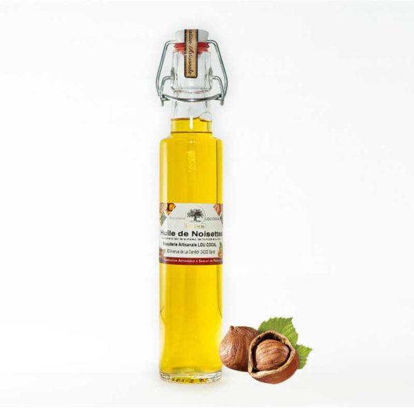 Loucocal biscuiterie Sarlat - huile de noisettes du Périgord
