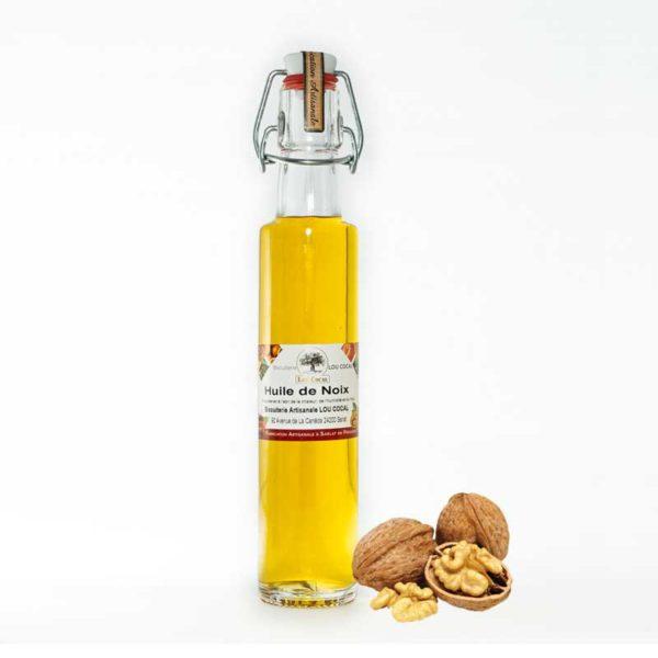 Loucocal biscuiterie Sarlat - huile noix du Périgord