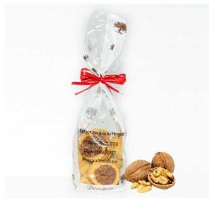 Loucocal biscuiterie Sarlat - biscuit -Nanoux aux noix du Périgord AOP