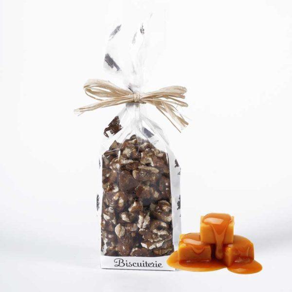 Loucocal biscuiterie Sarlat - biscuit - noix du périgord au caramel