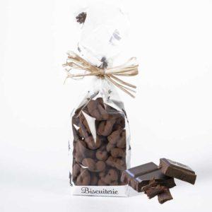 Loucocal biscuiterie Sarlat - biscuit - noix du périgord au chocolat