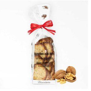 Loucocal biscuiterie Sarlat - biscuit - Nonettes aux noix du Périgord AOP