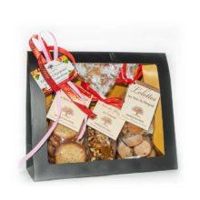 Loucocal biscuiterie Sarlat - biscuit - lot de biscuits aux noix du Périgord