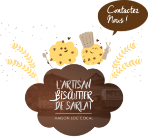 Loucocal biscuiterie Sarlat - logo