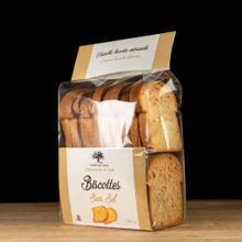 Loucocal biscuiterie Sarlat - biscottes sans sel